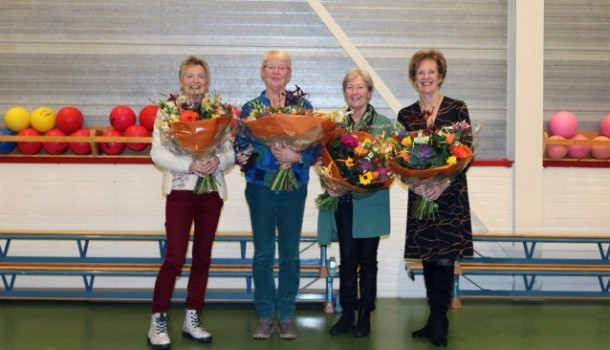Lenie Tempelaar 70 jaar Gymnastiek- en Turnvereniging O&O