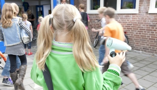 Stadhouder Willem III school zamelt afgedankte apparaten in