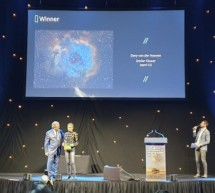 11-jarige Davy wint 'Young astronomy photographer of the year' competitie in Londen