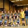 Flax Field Fighters wederom trots op hun kampioenen