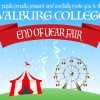 Engelse fancy fair op Walburg College
