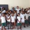 Huis-aan-huis-collecte Children Asking